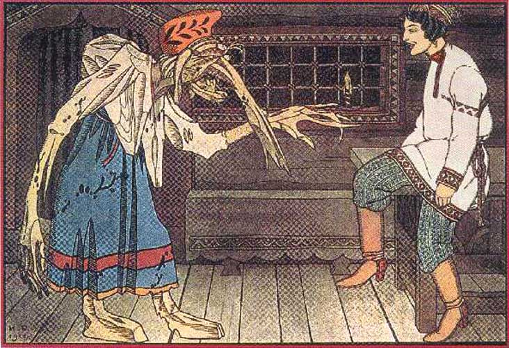 Everything You Need to Know about Baba Yaga