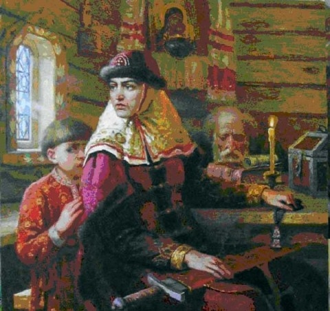 Martha the Mayoress of Novgorod, Part II