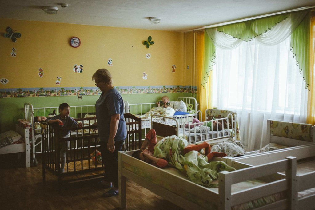 Belarus Orphanage
