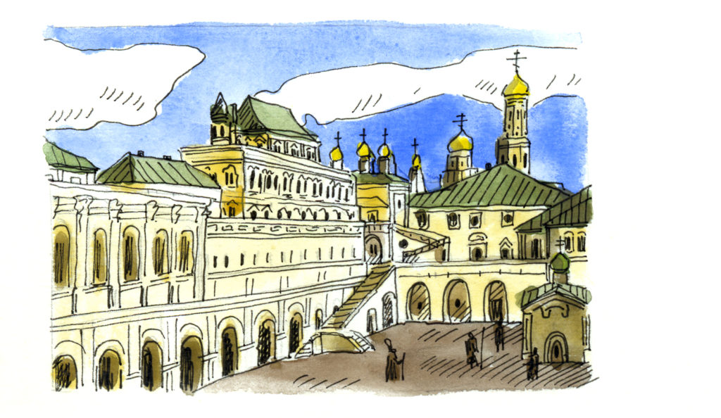 5 Amazing Facts about Medieval Moscow