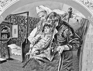 Tsars celebrated Christmas