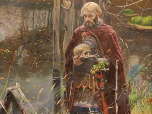 The Path of the Artist: remembering the art of Pavel Ryzhenko