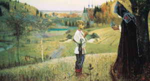 Mikhail Nesterov: A Modern Artist with an Old Soul, Part I
