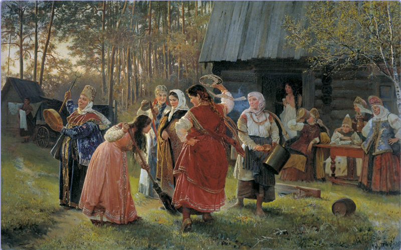 7 Things You've Never Heard about Weddings in Old Russia