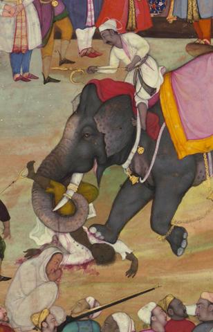 How to Train a War Elephant