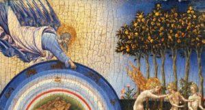 Adam's Expulsion from Eden: Eternity Lost