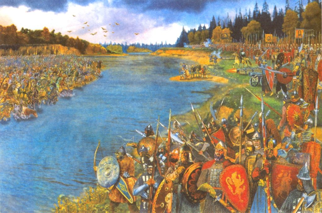 Battle of the Ugra