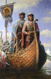 Medieval mystery: who really killed Boris and Gleb?