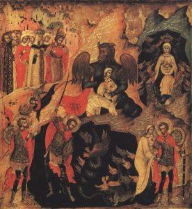 The Strange and Wonderful Folk Tale of St. Theodore the Tyro