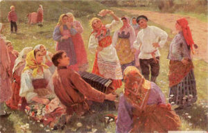 Radonitsa: How Russians give joy to their dead