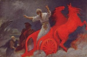 Thor and Prophet Elijah: a case of mistaken identity?