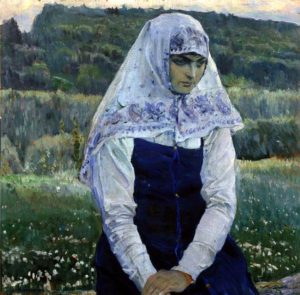 Mikhail Nesterov: Torn between Two Passions, Part II